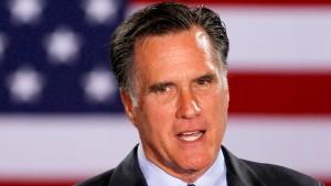 Mitt Romney setzt sich ab
