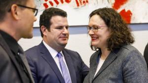 Arbeitsminister Heil pocht weiter auf Konzept der Grundrente