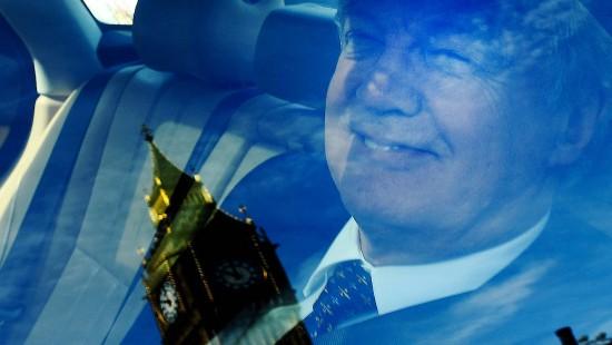 Brexit-Minister Davis tritt ab