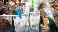 Geldwäsche ist eines der größten Probleme, dem sich die deutsche Justiz gegenüber sieht.