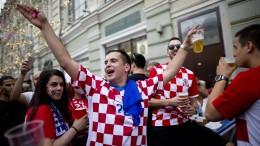 Spannung in Moskau steigt