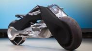 BMW präsentiert das Motorrad der Zukunft