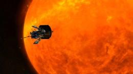 Die Sonnen-Sonde