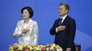 Südkoreas neuer Präsident zu Nordkorea-Besuch bereit