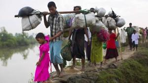 Burma will die Rohingya bald zurückholen