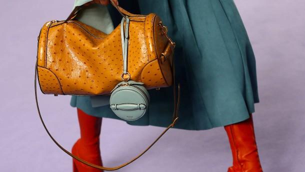 Die Fashion Week zieht um