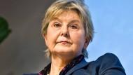 Keine Frau für Ausflüchte: Marianne Birthler im Jahr 2012