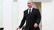 Putin gratuliert Erdogan zum Wahlerfolg