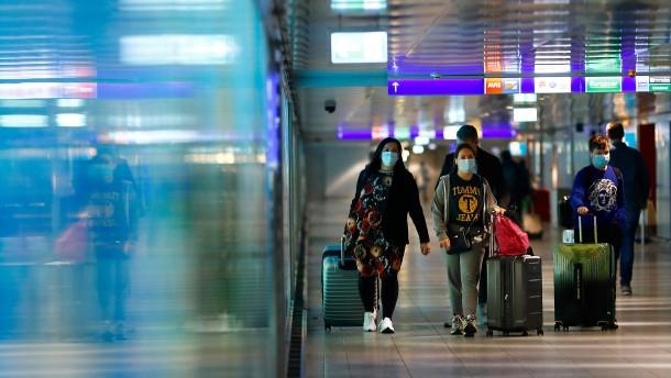 Bayern kündigt strenge Kontrollen von Urlaubsrückkehrern an