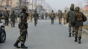 Heftige Kämpfe in Kaschmir