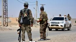 Deutlich mehr amerikanische Soldaten in Syrien als bisher bekannt