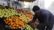 Das Leben kehrt nach Aleppo zurück