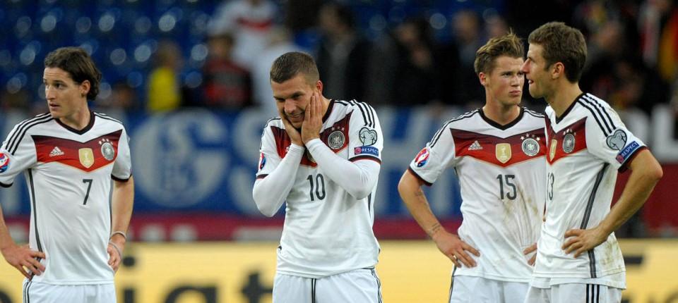 Deutschland Bei Em Qualifikation So Schlecht Wie Nie