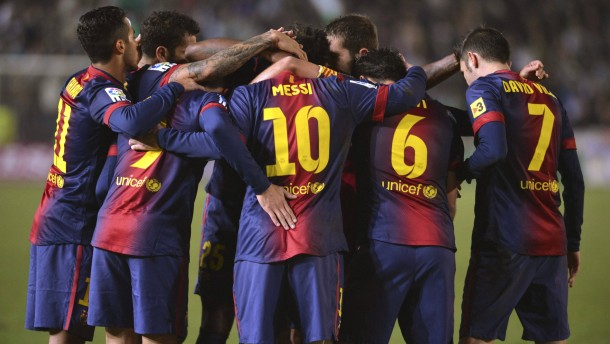 CORDOBA VS. FC BARCELONA