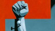 Kampfbereit: Immer mehr konservative Christen fühlen sich von der neuen Rechten angezogen.