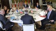 G7-Minister suchen nach Lösung für Syrien