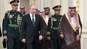 Syrien ist jetzt Putins Spielfeld