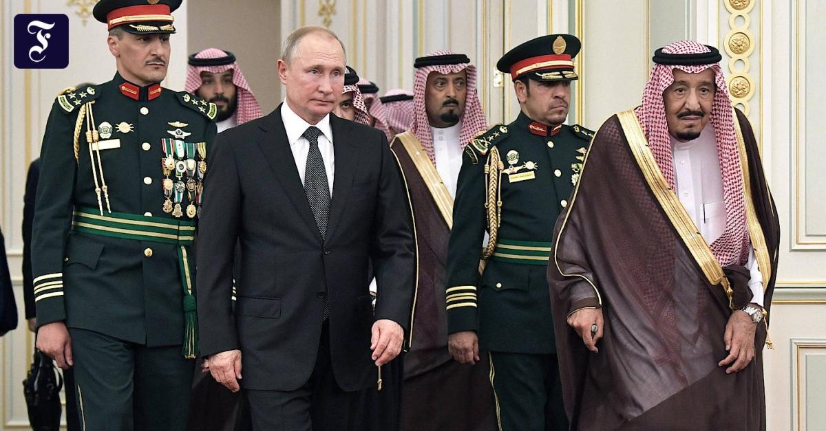 Amerika, Russland und die Kurden: Syrien ist jetzt Putins Spielfeld