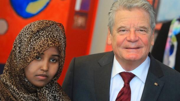 """Gauck: """"Pegida"""" nicht so viel Beachtung schenken"""