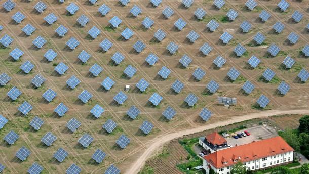 Tüfteln am Klimaschutz