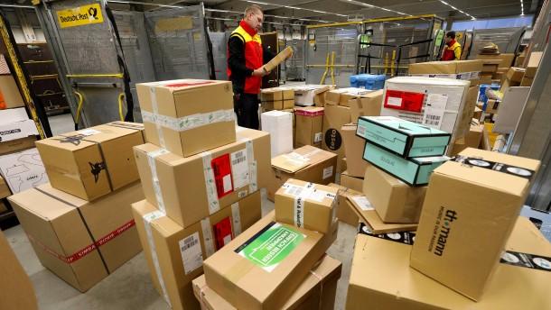Deshalb dauern Paketlieferungen gerade länger