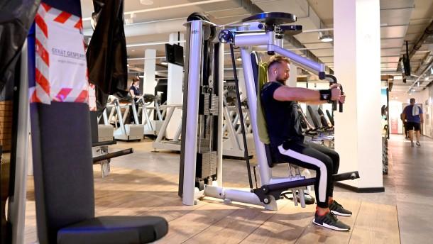 Fitnessstudios fürchten 2-G-Regelung