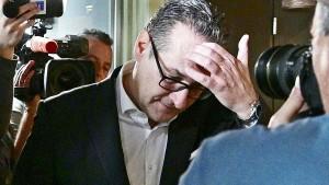 Strache soll In-App-Käufe mit FPÖ-Kreditkarte bezahlt haben