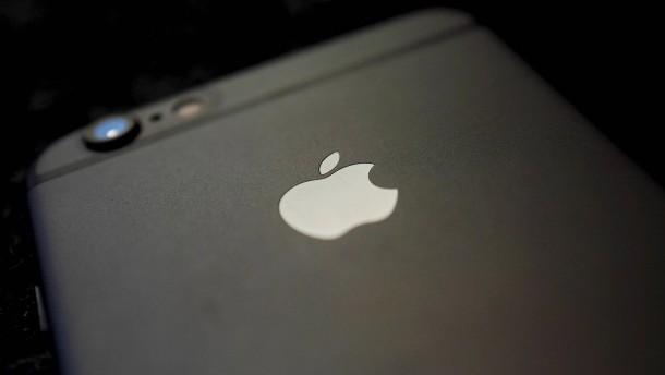 Apples schöner Schein