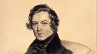Lange wollte Schumann selbst Dichter werden. Jean Paul und die Frühromantiker waren wegweisend für ihn, sein Leitstern aber blieb Goethe.