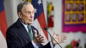 Bloomberg kritisiert Trumps Klimapolitik