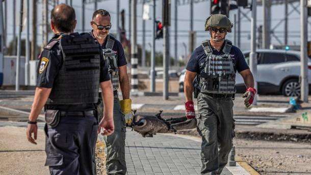 Israel tötet zwei militante Palästinenser