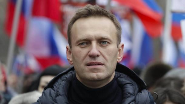Nawalnyj und wir