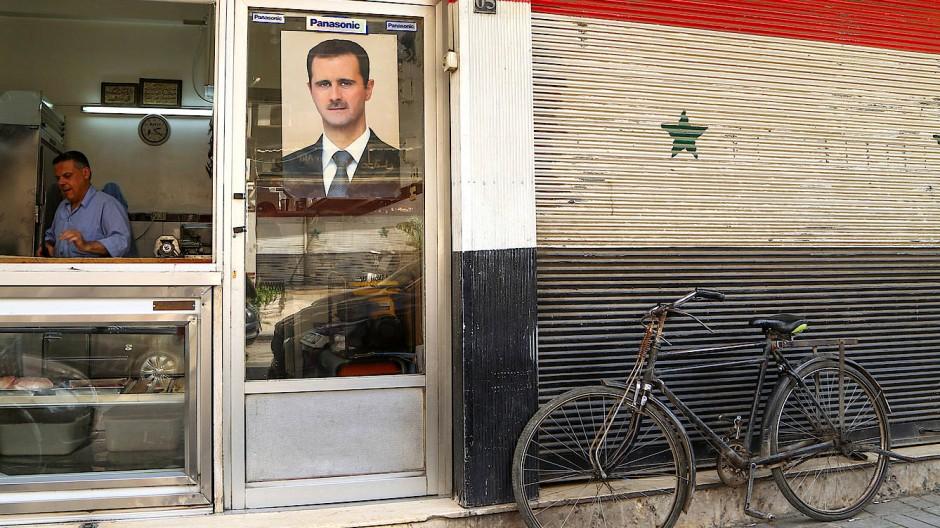 Bleierne Zeiten in Damaskus