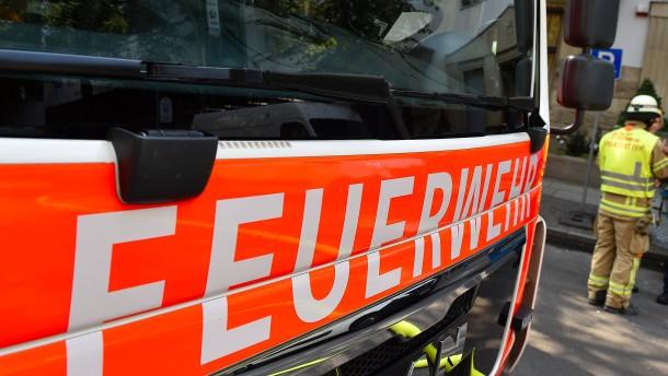 Werkstattbrand sorgt für Schaden in sechsstelliger Höhe