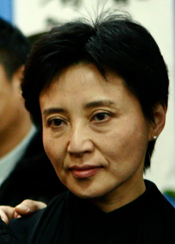 Bos Frau Gu Kailai