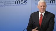 Vizepräsident Pence sichert Nato Unterstützung zu