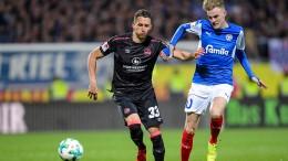 Nürnberg gewinnt Aufstiegs-Duell