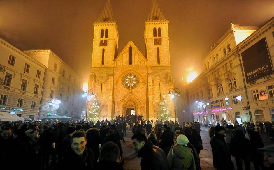 Bildergalerie: Weihnachten 2013: 25. Dezember - Bild 3 von 11 - FAZ