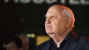 Gorbatschow: Nato-Erweiterung war 1990 kein Thema