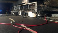 16 Tote bei Busunglück nahe Verona