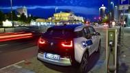 BMW jubelt über Elektroprämie