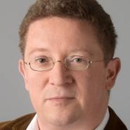 """Christian Siedenbiedel - Portraitaufnahme für das Blaue Buch """"Die Redaktion stellt sich vor"""" der Frankfurter Allgemeinen Zeitung"""