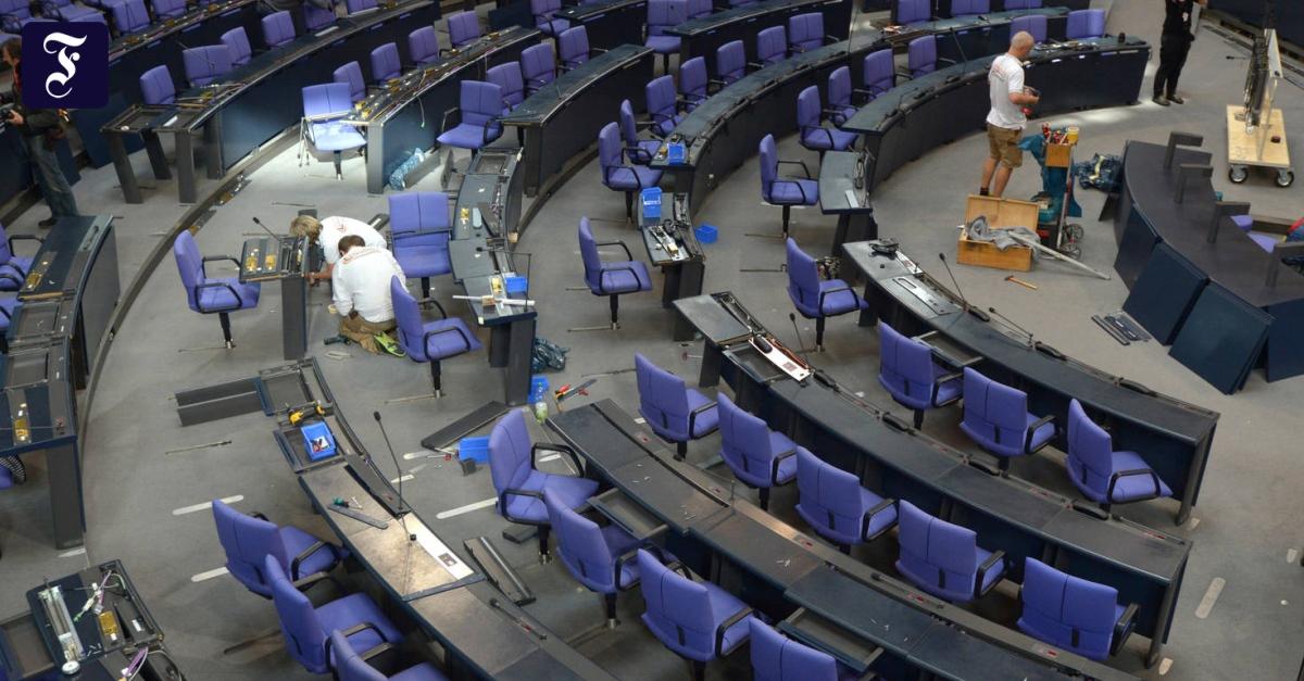 Mehrheiten Im Bundestag