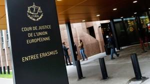 EU-Gericht lehnt Klage gegen Brexit-Verhandlungen ab