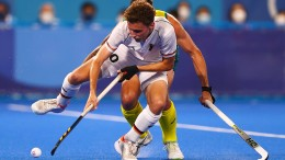 Deutsche Hockey-Herren scheitern im Olympia-Halbfinale