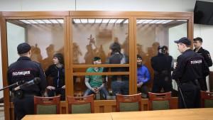 Alle Angeklagten im Nemzow-Prozess schuldig gesprochen