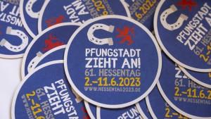 """Hessentag 2023 unter dem Motto """"Pfungstadt zieht an"""""""