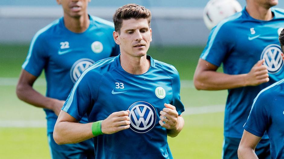 Gomez wechselt nach Wolfsburg