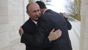 Moskaus Verantwortung