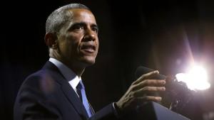 Obama erwägt  offenbar Luftangriffe im Irak